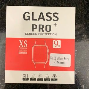 Other - Brand New XS Apple watch 38mm Screen Protector